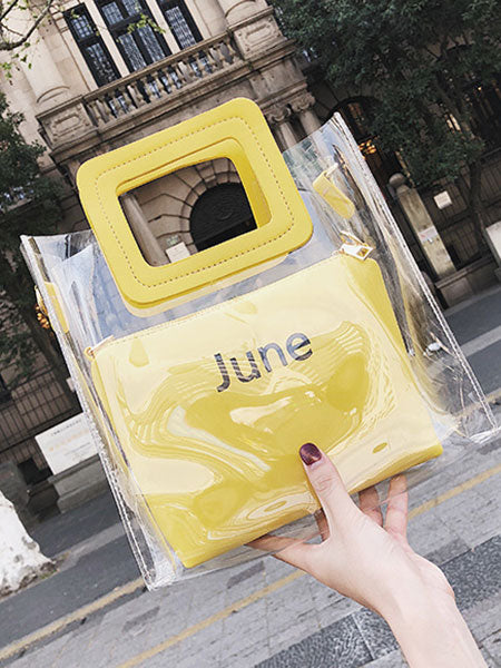Team June Handbag