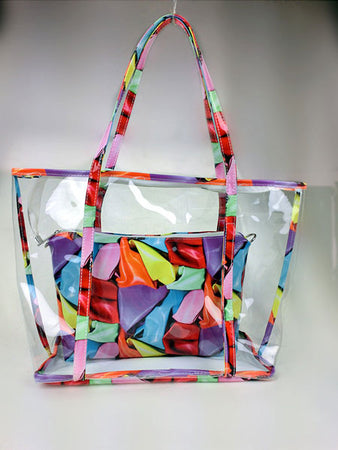 Love Colors Tote Bag