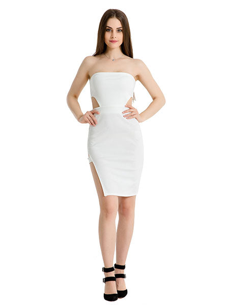 Beauty Beast Bodycon Dress