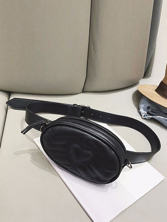 Becca Black Crossbody Bag