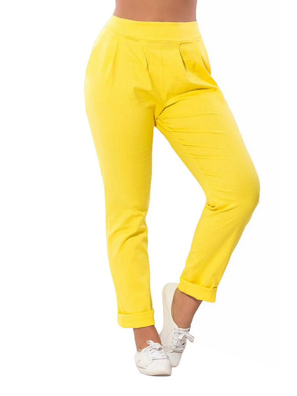 Plus Size Casual Harem Pencil Pants