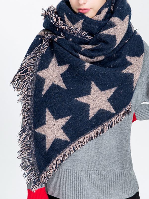 Tingling Star Scarf