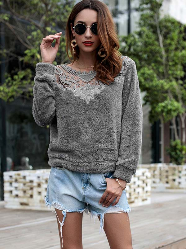 Forever Chic Sweater
