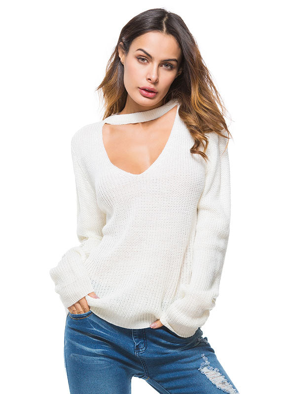 Catrice V-Neck Sweater