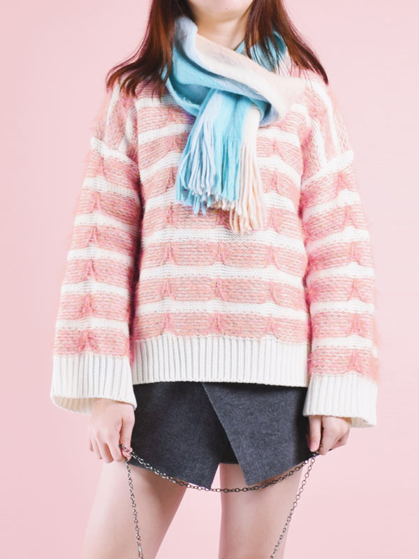 Stripe Lake Sweater