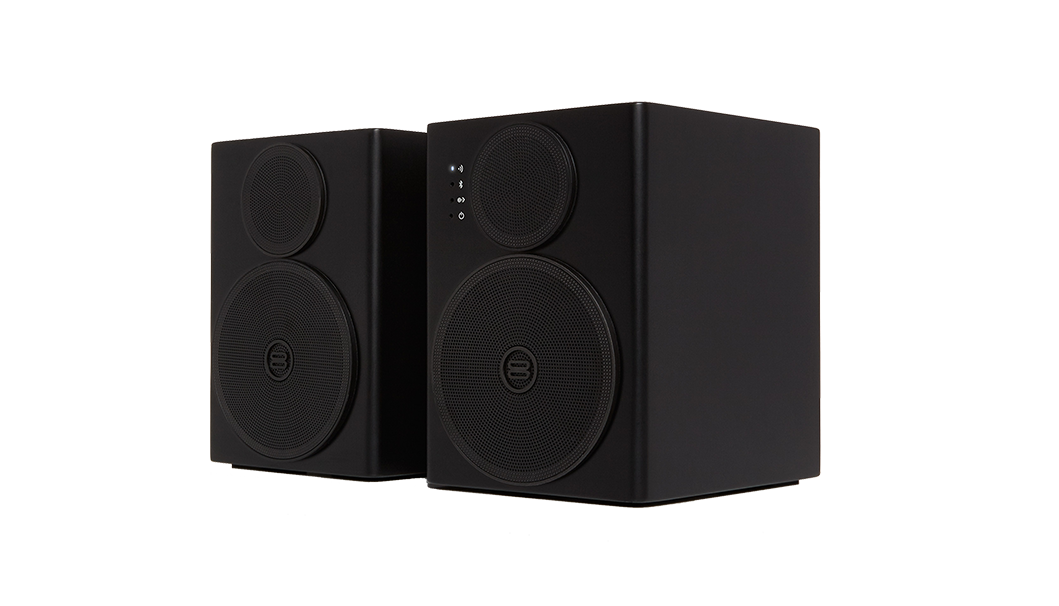 Silverpoint SP1 multi-room black speaker