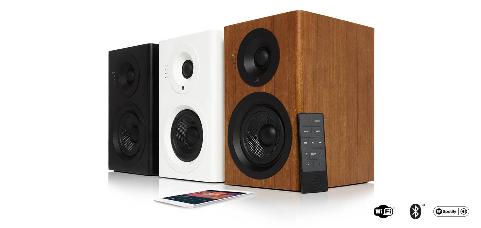 Silverpoint SP2 multi-room speaker