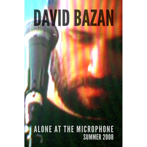 Alone At The Microphone : HD Video Download