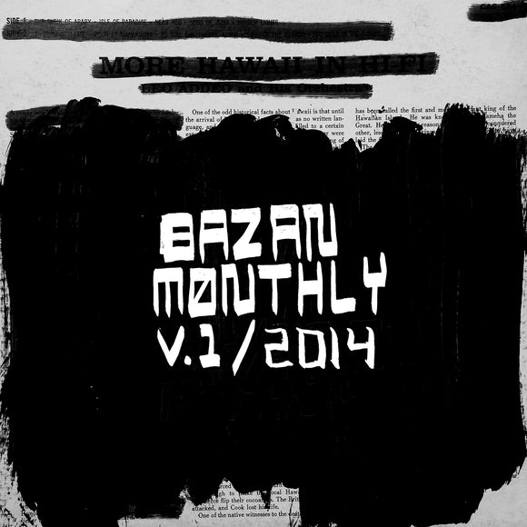 Bazan Monthly Vol 1