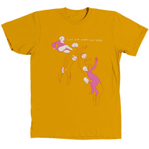 Clap Your Hands Say Yeah Shirt