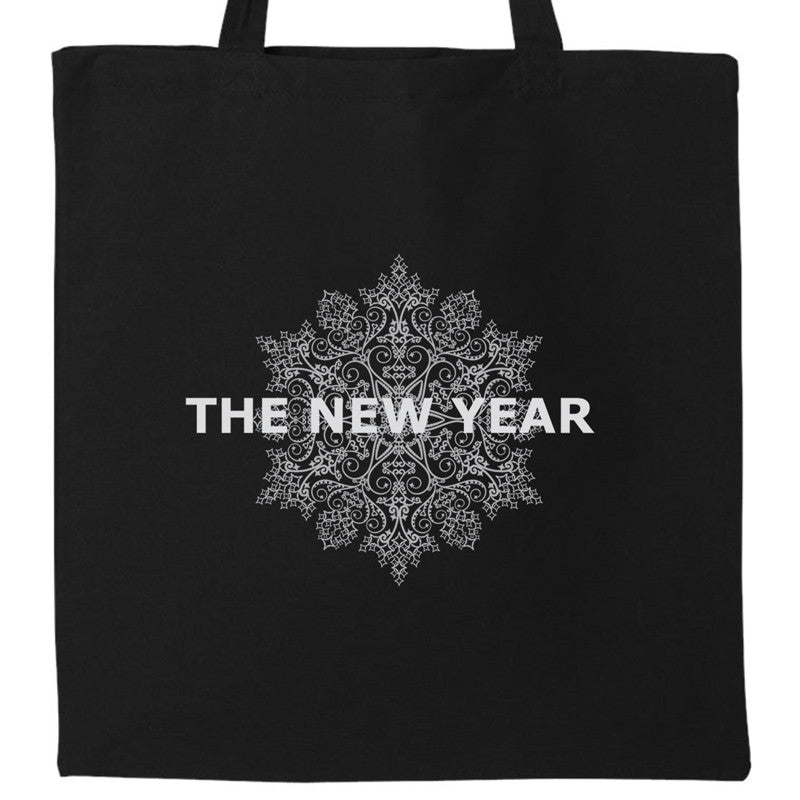 Snow : Tote Bag