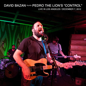 Pedro The Lion's Control: Live In Los Angeles : Hi-Res Audio Download