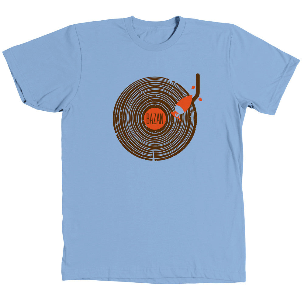 Wooden Record Shirt