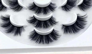 The CANDY Lash | 7 Pairs