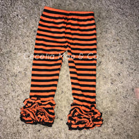 Icings Black/Orange Stripe