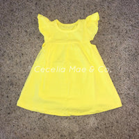 Yellow Pearl - Dress Legnth