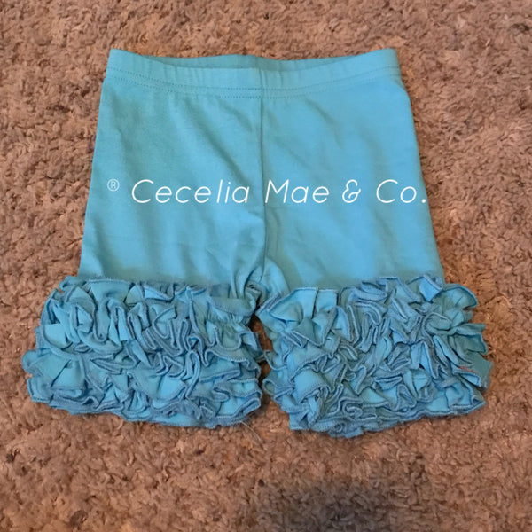 Icing Shorts - Ocean Blue