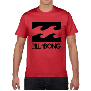 Billabong Red Tee