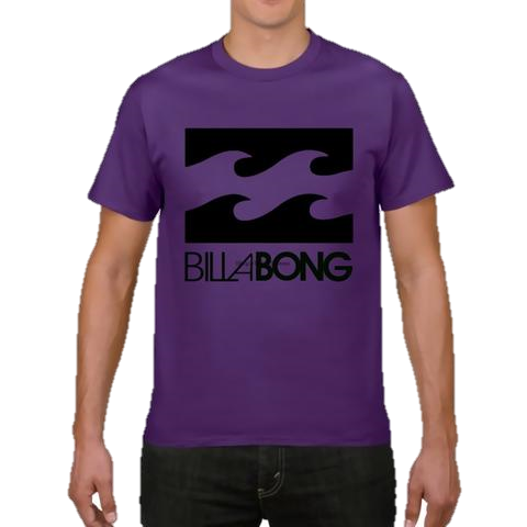 Billabong Purple Tee