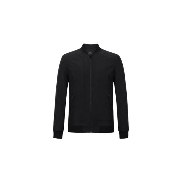 Casual Jacket Coat Black