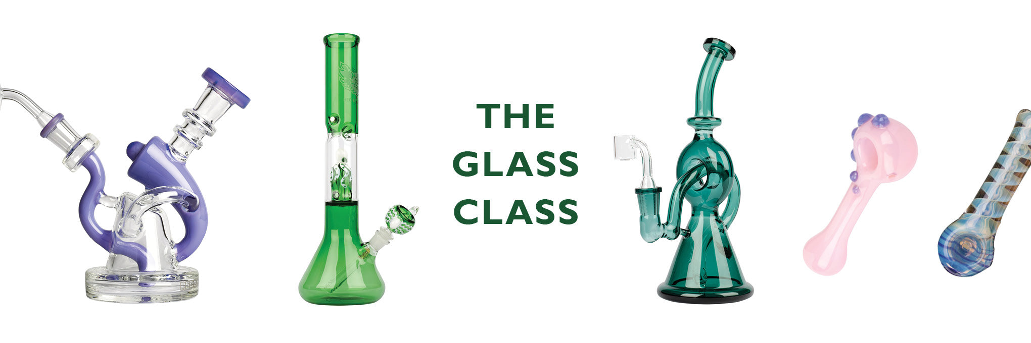 Glass accessories 101