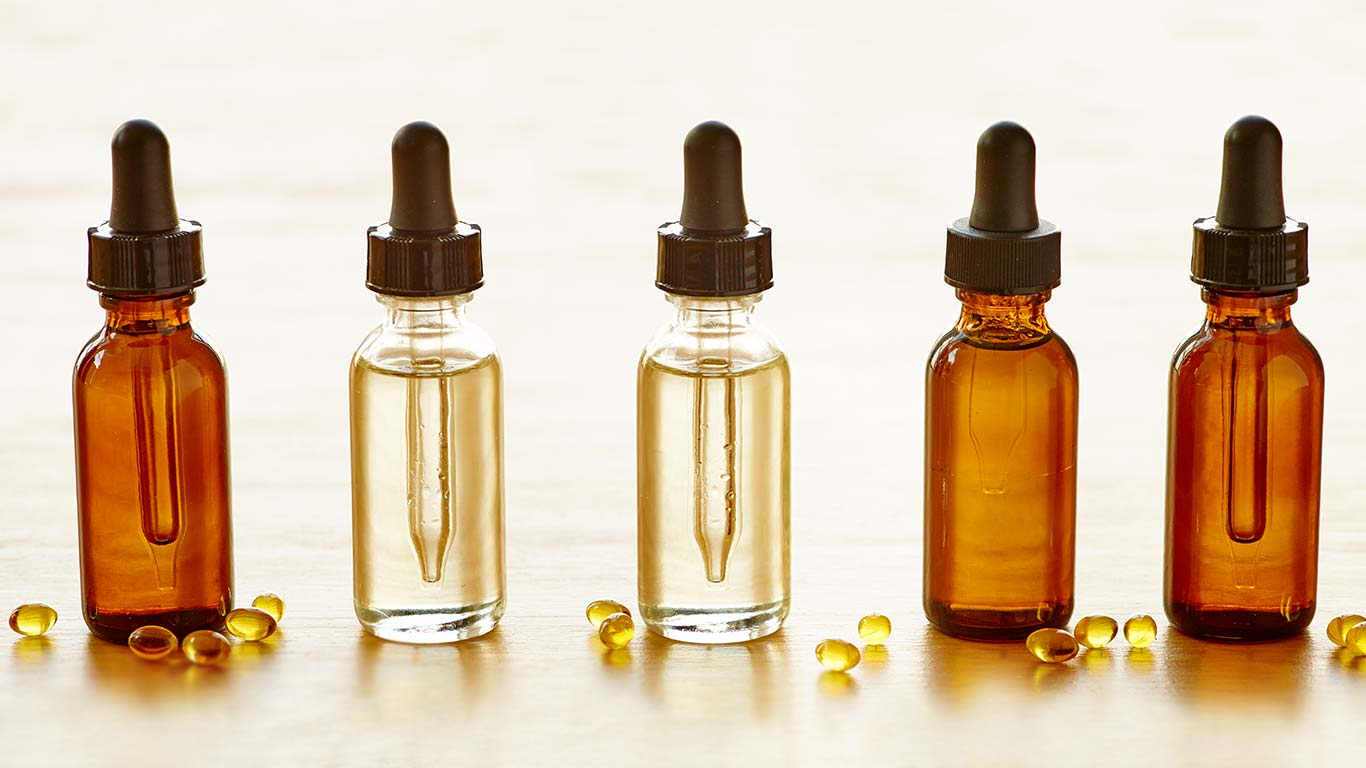 Oils and capsules: Understanding potency levels