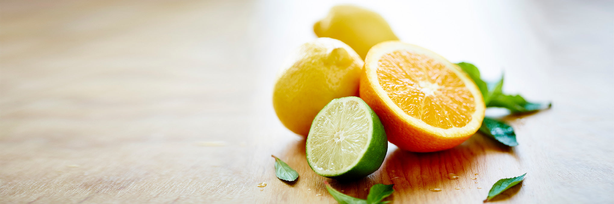 Featured terpenes: Citrus aromas