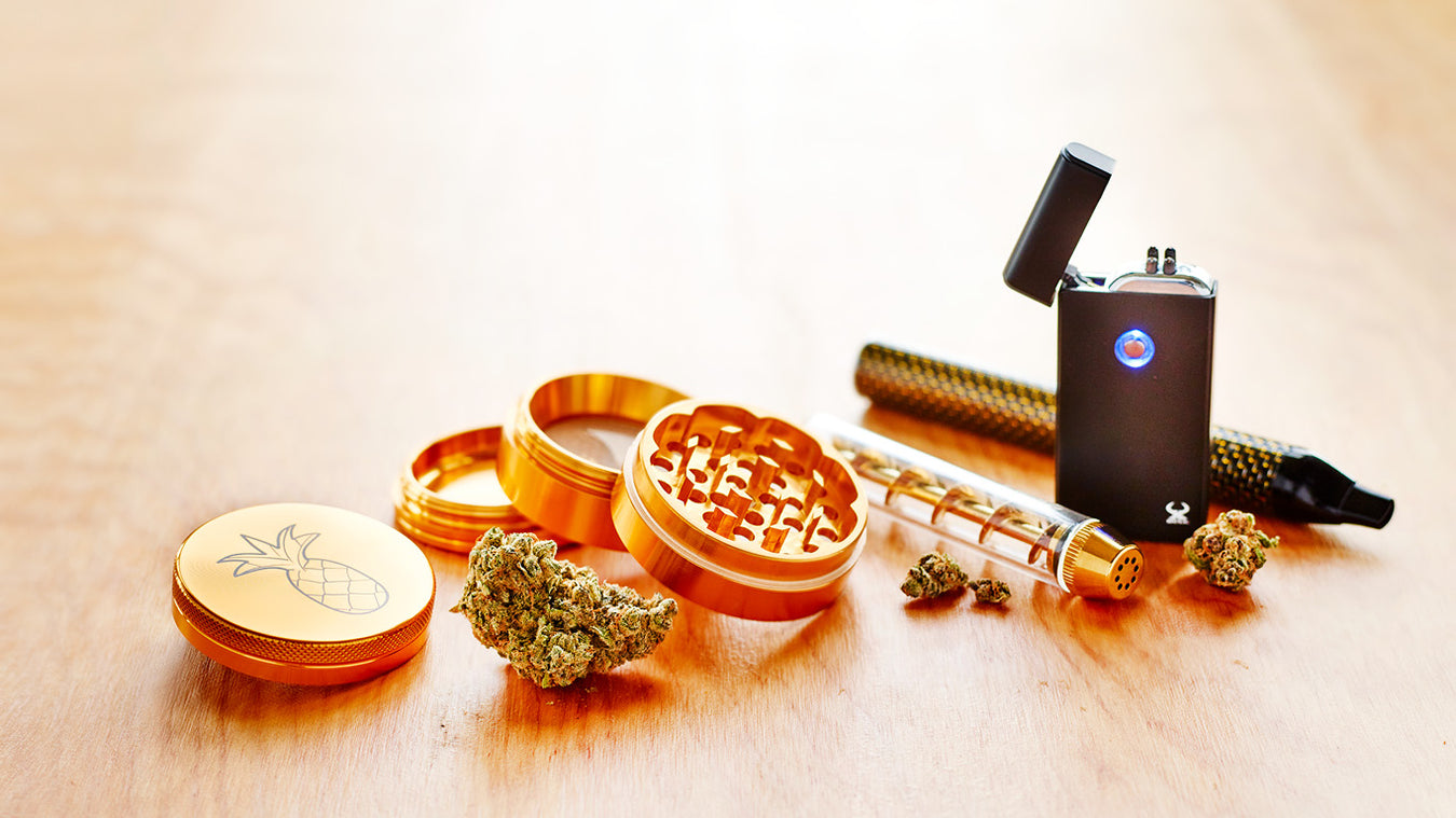 Premium cannabis accessories BC Cannabis Stores