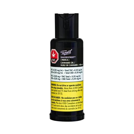 BAKERSTREET ORAL SPRAY