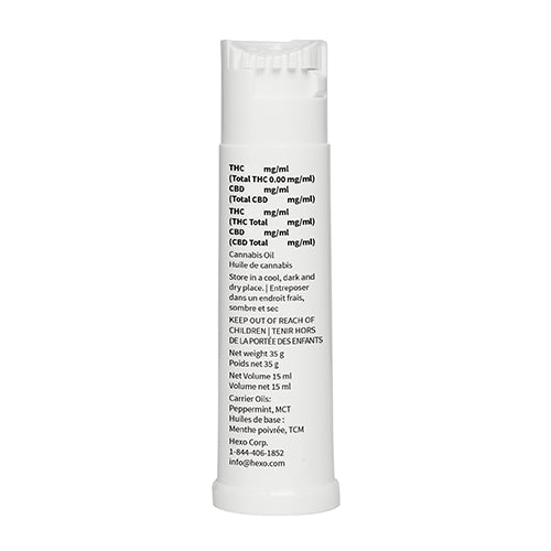 ELIXIR 1:1 PEPPERMINT ORAL SPRAY