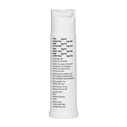 ELIXIR 1:1 MCT ORAL SPRAY
