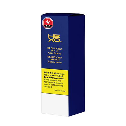 ELIXIR CBD MCT ORAL SPRAY