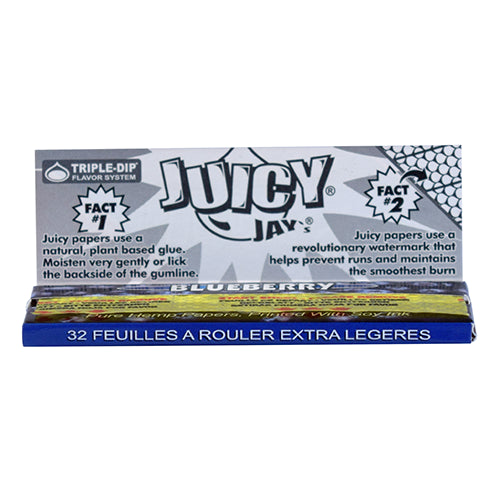 JUICY JAY - BLUEBERRY 1 1/4