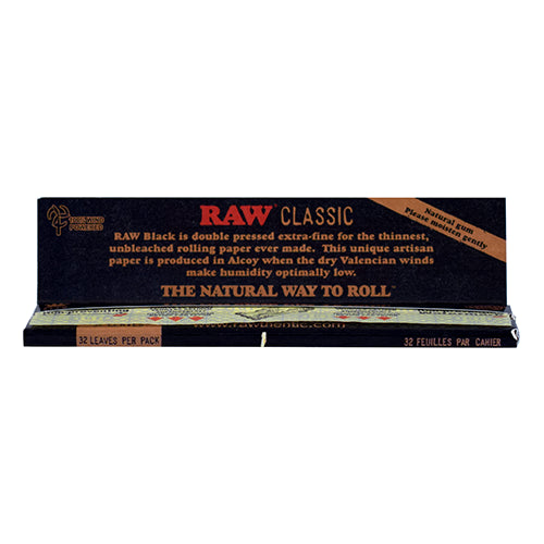 SLIM ROLLING PAPERS - KING SIZE