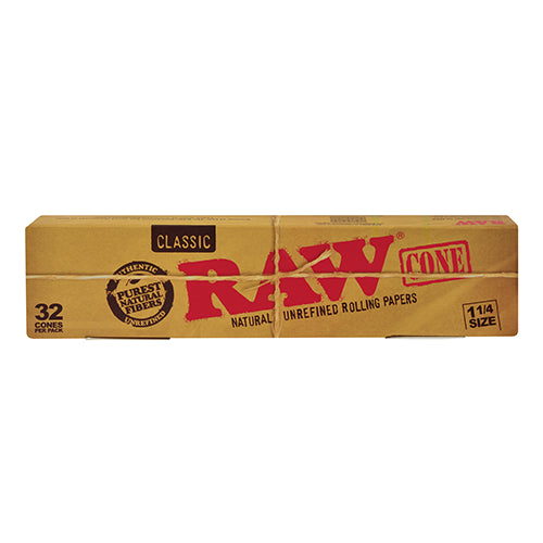CLASSIC CONE ROLLING PAPERS - 1 1/4