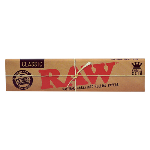 CLASSIC ROLLING PAPERS - KING SIZE SLIM