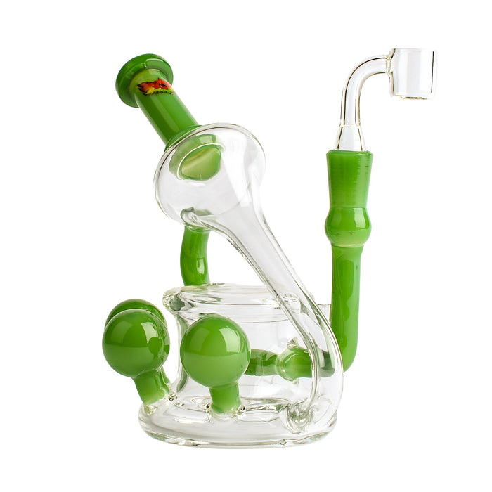 "7"" TERPENE STATION CONCENTRATE BUBBLER"