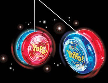 Super Light Up Yo-Yo Toy