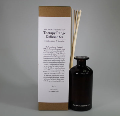 The Aromatherapy Company Orange and Jasmine Diffuser
