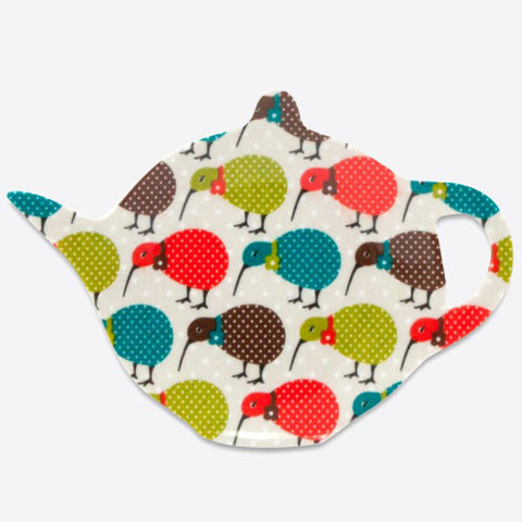 Tea Bag Holder - Missy Kiwi