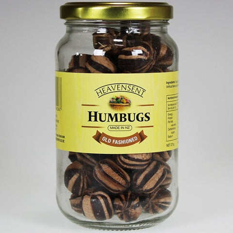 Humbugs Candy - 275g Jar