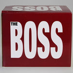 Boxed Mug - 'The Boss'