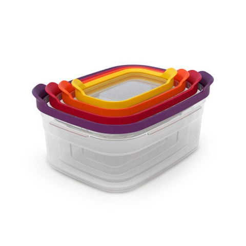 Joseph Joseph Set of 4 Nesting Storage Containers