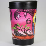 Night Owls - Reusable Coffee Cup