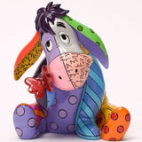 Britto - Disney - Eeyore with Butterfly Figurine