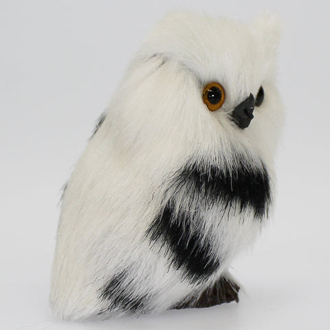Fluffy Owl Ornament