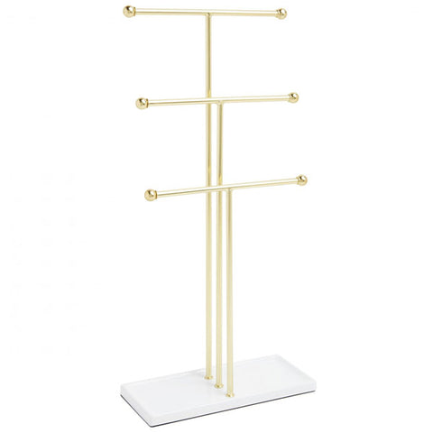 Three Tier Jewellery Stand