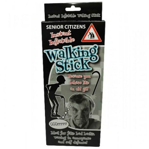 Instant Inflatable Walking Stick