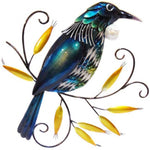 Tui with Kowhai Flowers Wall Art