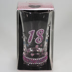 Sparkle Shot Glass - 18th